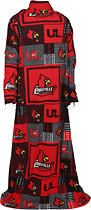 Fabrique Innovations - Louisville Cardinals Snuggie