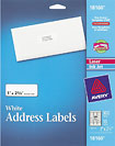 Avery - Address Labels for Inkjet Printers