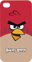 Gear4 - Angry Birds Case for iPhone 4 - Red
