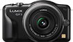 Panasonic Lumix DMC-GF3KK 12.1MP Digital Camera with 3x Optical Zoom, 3 inch LCD Screen, HD Movie Mode