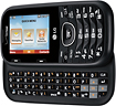 LG - Cosmos 2 Mobile Phone - Black (Verizon Wireless)