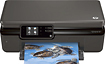 HP - Photosmart 5510 Wireless All-In-One Printer - Black