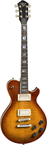 Michael Kelly - Patriot Vintage 6-String Full-Size Electric Guitar - Amber Burst