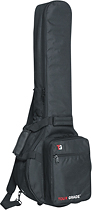 Tour Grade - Padded Gig Bag for Most Banjos - Black