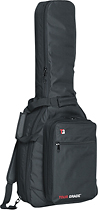 Tour Grade - Padded Gig Bag for Most Classical Guitars - Black