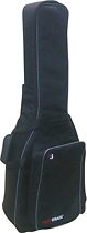 Tour Grade - Padded Gig Bag for Most Dreadnaught Acoustic Guitars - Black