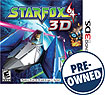 Star Fox 64 3D - PRE-OWNED - Nintendo 3DS