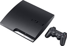 PS3 160GB Video Game System