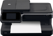HP - Photosmart 7510 Wireless All-In-One Printer - Black