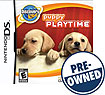 Discovery Kids: Puppy Playtime - PRE-OWNED - Nintendo DS