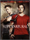 Supernatural: The Complete Sixth Season [6 Discs] - Widescreen - DVD