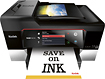 Kodak - Hero 9.1 Network-Ready Wireless All-In-One Printer