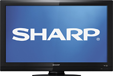 "42"" Sharp LC42SV49U 1080p LCD HDTV $329.99"