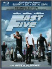 Fast Five - Widescreen - Blu-ray Disc