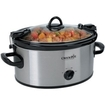 Crock-pot - Slow Cooker - Stainless Steel
