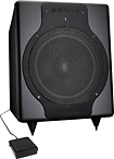 M-Audio - 240-Watt Active Subwoofer