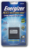 3.6-Volt NiMH Rechargeable Camcorder Battery - CM6136-M