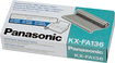 Panasonic - Film Rolls for Select Panasonic Fax Machines (2-Pack) - Black