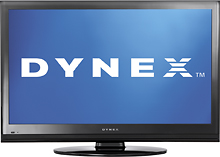 "Dynex 37"" Class LCD 720p 60Hz HDTV $249.99"