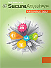 Webroot SecureAnywhere Antivirus 2012 (1-Year Subscription) - Windows