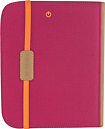 M-Edge Accessories - Trip Jacket for NOOK Touch Digital Readers - Pink/Orange