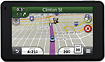"Garmin - n� vi 3490LMT 4.3"" GPS with Built-In Bluetooth and Lifetime Map Updates - Silver"