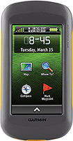 Garmin - Montana 600 Handheld GPS - Black