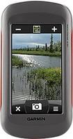 Garmin - Montana 650 Handheld GPS - Black