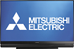 "Mitsubishi Home Cinema - 73"" Class - DLP Projection - 1080p - 120Hz - 3D - HDTV"