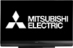 "Mitsubishi - Home Cinema - 82"" Class - DLP Projection - 1080p - 120Hz - Smart - 3D - HDTV"