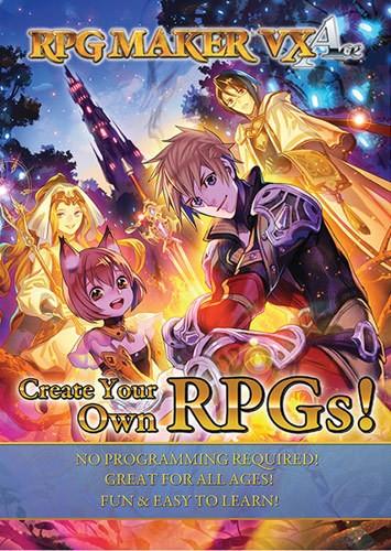 RPG Maker VX Ace - Windows