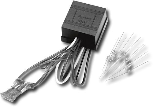 Directed Electronics - Door Lock Interface - Black