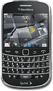 BlackBerry - Bold 9930 Mobile Phone with Camera - Black (Sprint)