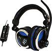 Turtle Beach - Ear Force Z6A Gaming Headset - Black/Blue/Chrome