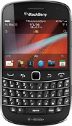 BlackBerry - Bold 9900 4G Mobile Phone with Camera - Black (T-Mobile)