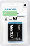 Lenmar - Lithium-Ion Battery for HTC HD7 Windows 7 phone and WildFire Mobile Phones