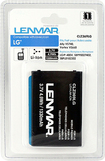 Lenmar - Lithium-Ion Battery for LG Ally VS740 and Vortex VS660 Mobile Phones