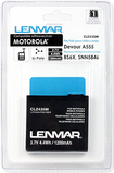 Lenmar - Lithium-Ion Battery for Motorola Devour A555 Mobile Phones