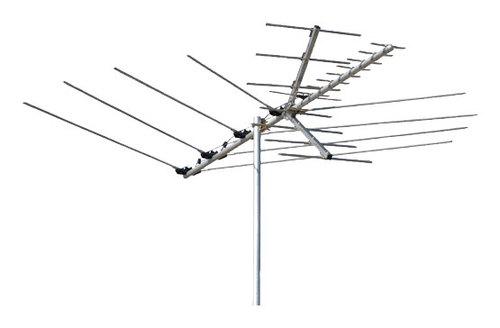 Channel Master - Advantage HDTV Antenna - Silver