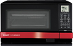 Sharp - Steamwave Microwave Oven - Smooth Black