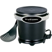 Presto - FryDaddy Deep Fryer - Black