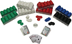 Trademark Global - 1000 Texas Hold 'Em Poker Chips Set