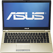 "Asus Laptop / Intel® Core™ i7 Processor / 14"" Display / 8GB Memory - Aluminum Platinum"