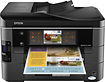 Epson - WorkForce 845 Network-Ready Wireless All-In-One Printer