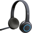 Logitech H600 Wireless Headset - Black