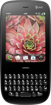 Palm - Pixi Plus Mobile Phone (Unlocked) - Black