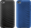 Belkin - Essential 023 Grip Case for 4th-Generation Apple iPod touch (2-Pack) - Black/Blue