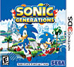 Sonic Generations - Nintendo 3DS
