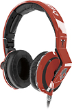 Skullcandy - Mix Master Chicago Bulls Over-the-Ear Headphones - Red/Black