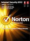Norton Internet Security 2012 (3 Users) - Windows